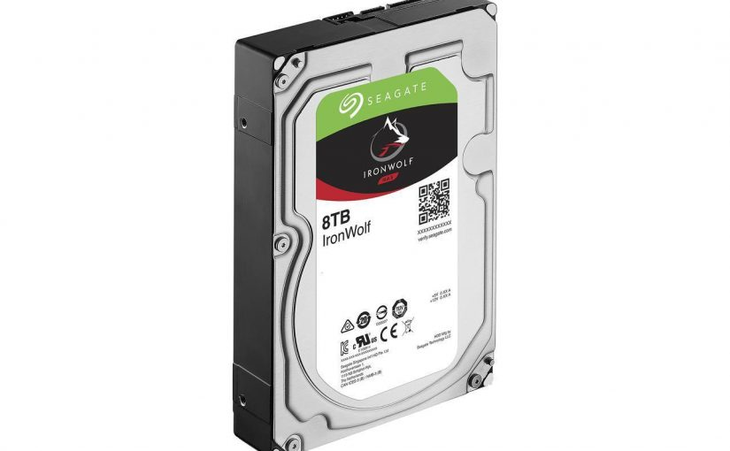 Two New 8TB Drive for Our NAS